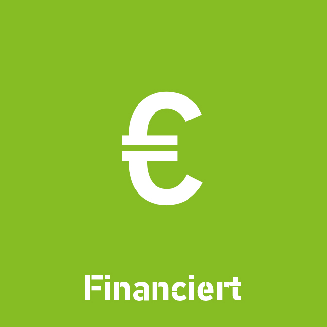 Financiert