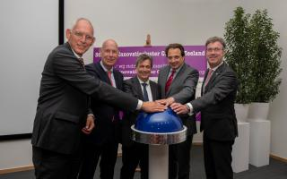 Joint Research Center Zeeland krijgt gestalte